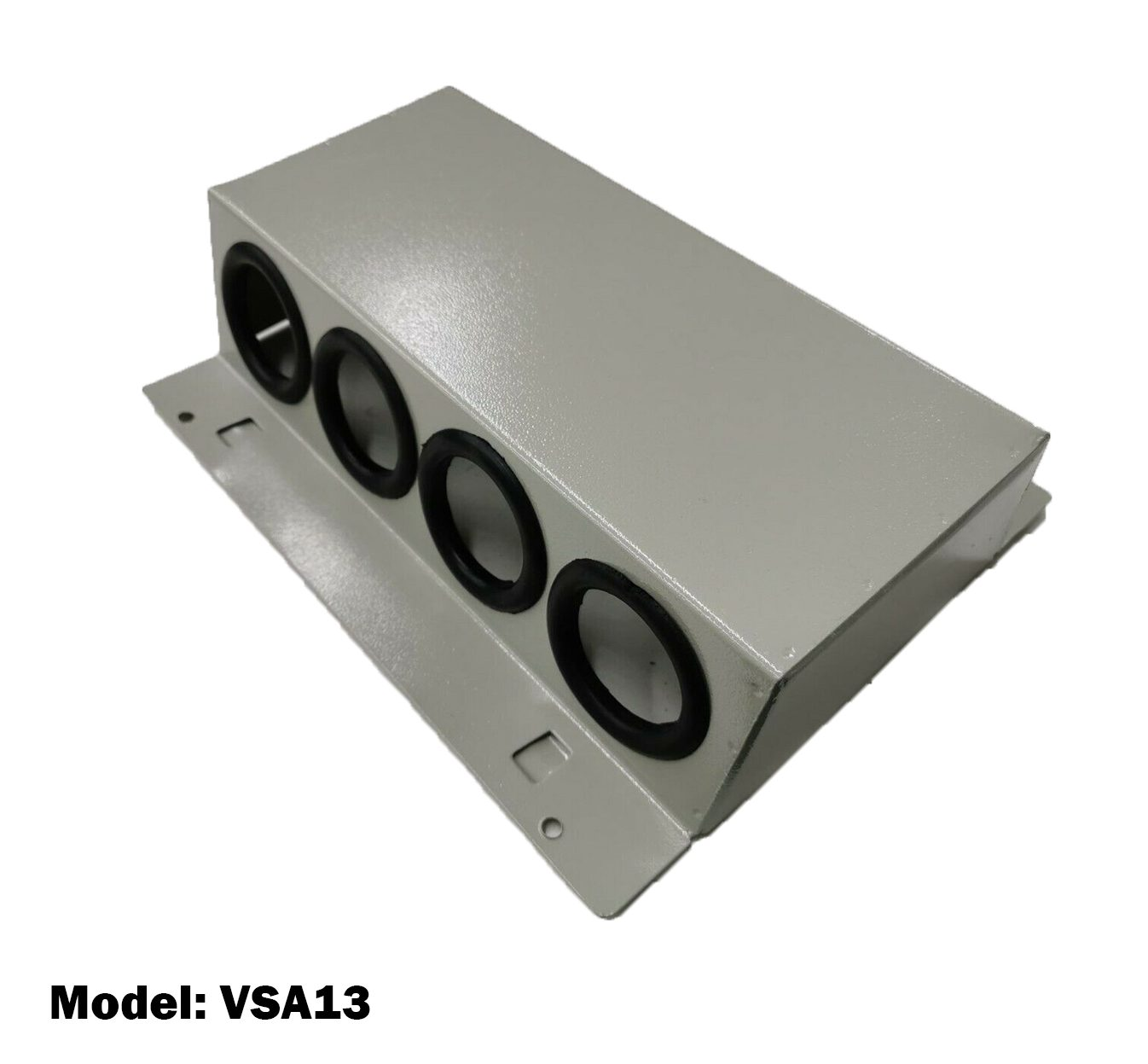 Van Shelving 4 Slot Caulking Tube Holder For Van Shelving System VSA13