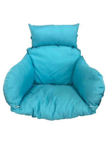Brand New Replacement Cushions for Swinging Egg Chairs (CUSHION ONLY) BLUE