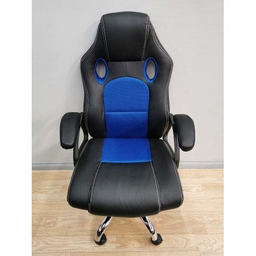 Basic Gaming Computer Chair Blue UT-C588TB