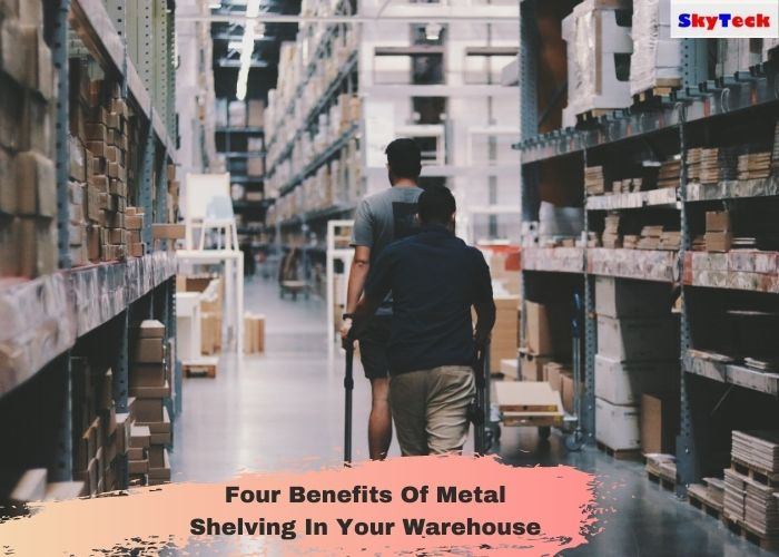4 Benefits of Metal Shelving in Your Warehouse