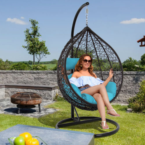 Maintenance tips for outdoor egg chair