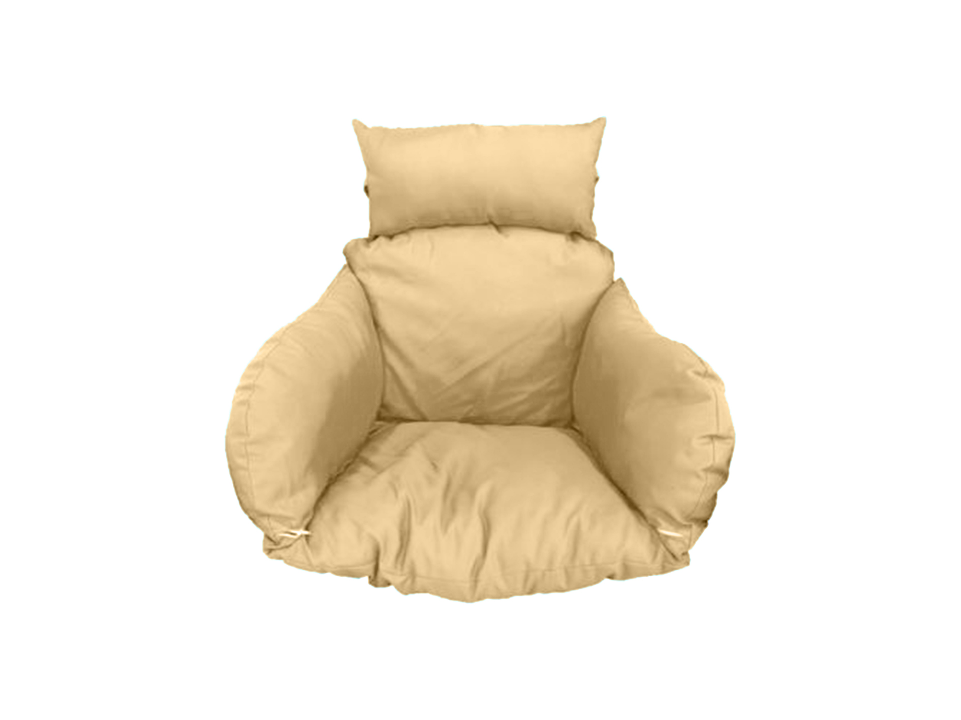 Brand New Replacement Cushions for Swinging Egg Chairs (CUSHION ONLY) CREAM