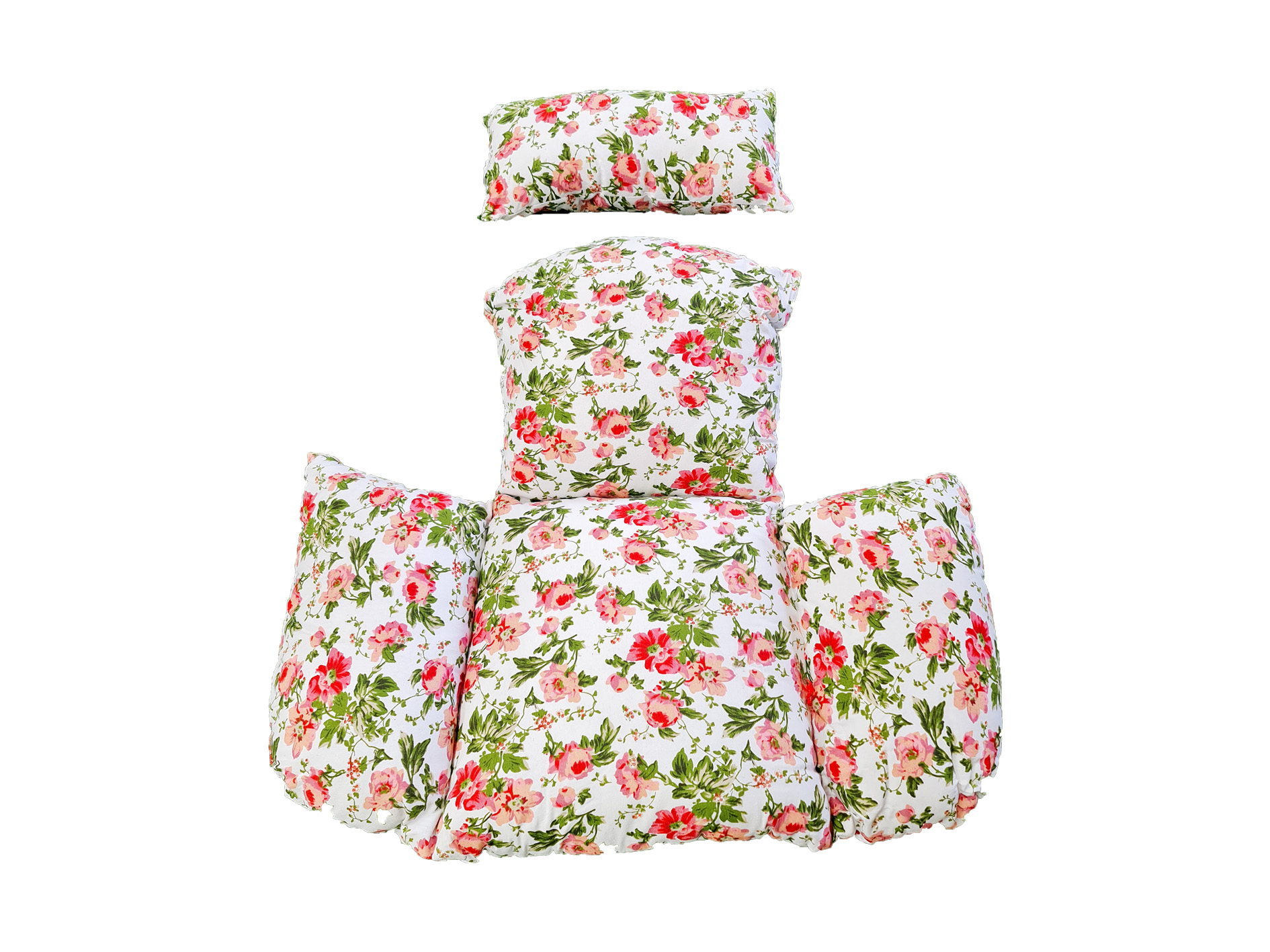 Brand New Replacement Cushions for Swinging Egg Chairs (CUSHION ONLY) FLORAL