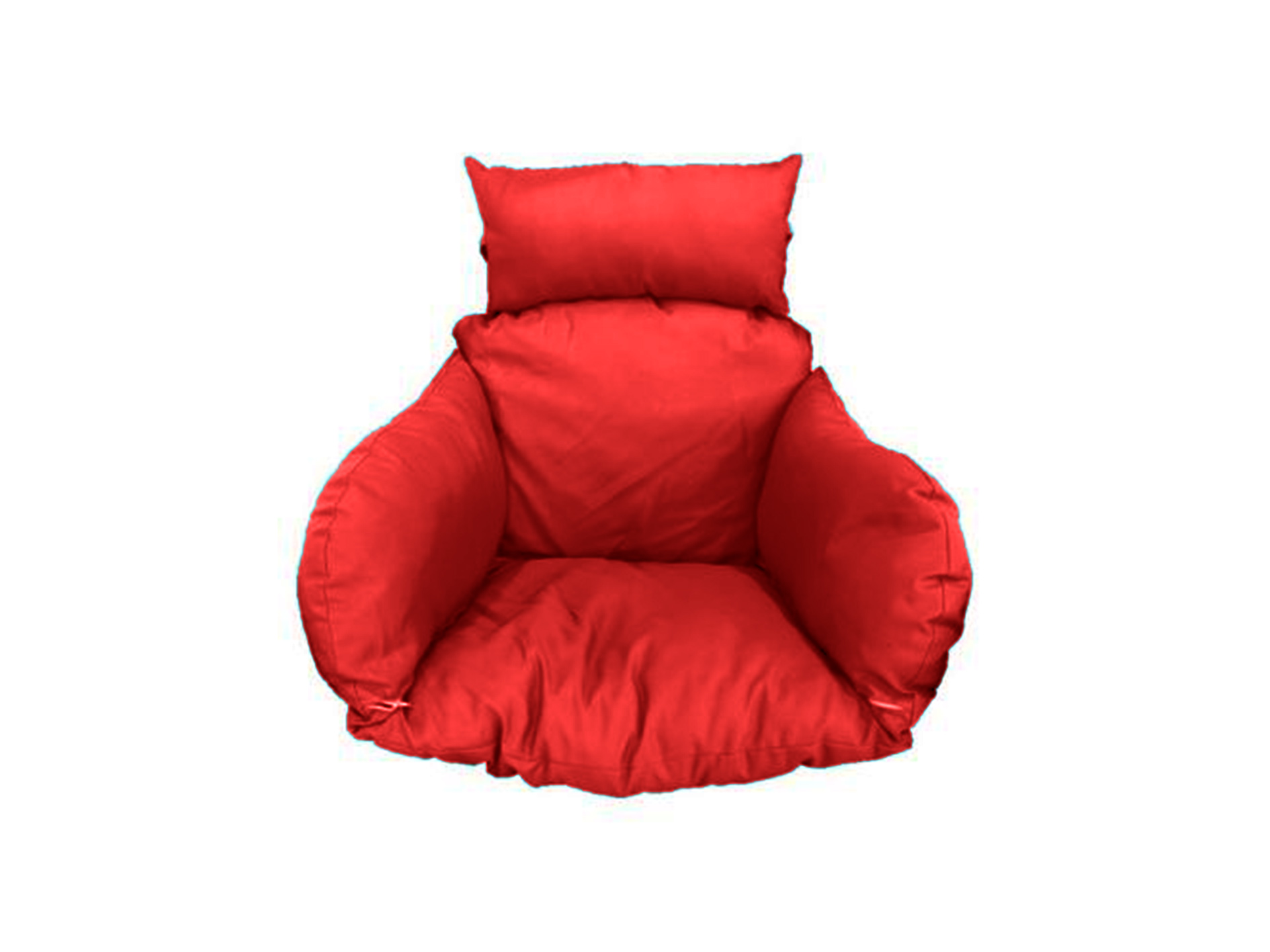 Brand New Replacement Cushions for Swinging Egg Chairs (CUSHION ONLY) RED