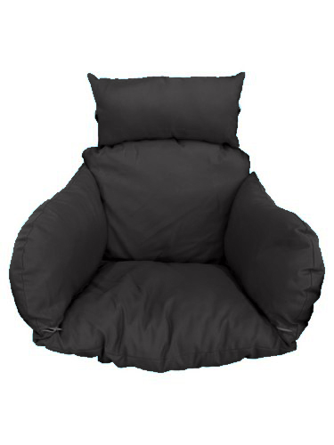 Brand New Replacement Cushions for Swinging Egg Chairs (CUSHION ONLY) BLACK