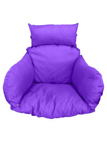 Brand New Replacement Cushions for Swinging Egg Chairs (CUSHION ONLY) PURPLE